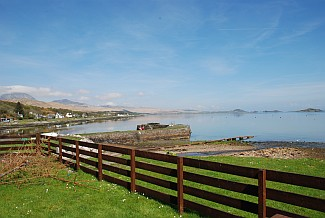 Craighouse and Small Isles Bay Jura