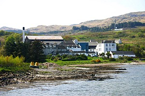 ISle of Jura Hotel and Distillery