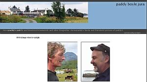Paddy Boyle Website
