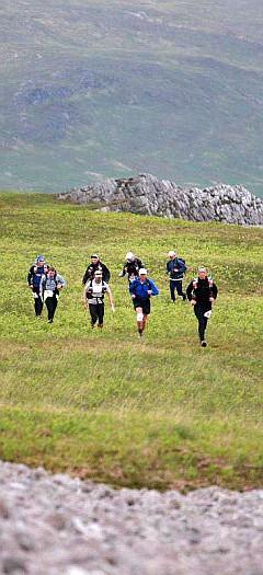 Scottish Ultra Marathon