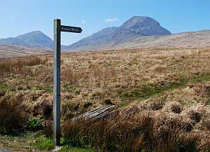 Paps of Jura Evans Walk