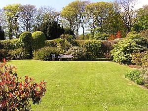 Isle of Jura - Jura House Walled Garden – Isle of Jura Info