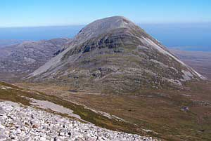 Paps of Jura Sacred Mountain