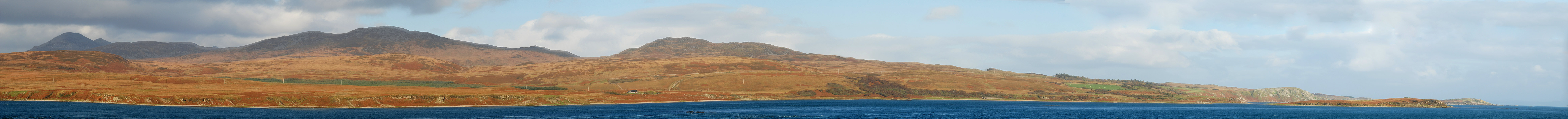 Jura east Panorama Image