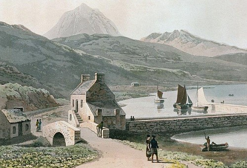 Craighouse Jura in 1817