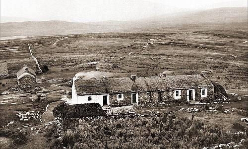Jura Paupers Cottage 1910