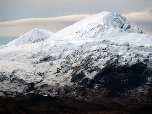 Tele Shot from the Paps of Jura