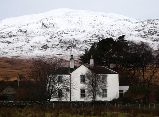 The Manse Craighouse Jura