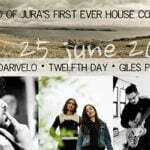 Sound of Jura Studio House Concert